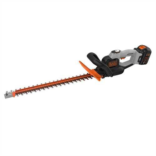 Black & Decker 60cm 54V DUALVOLT Lithium-ion POWERCOMMAND Hedge Trimmer
