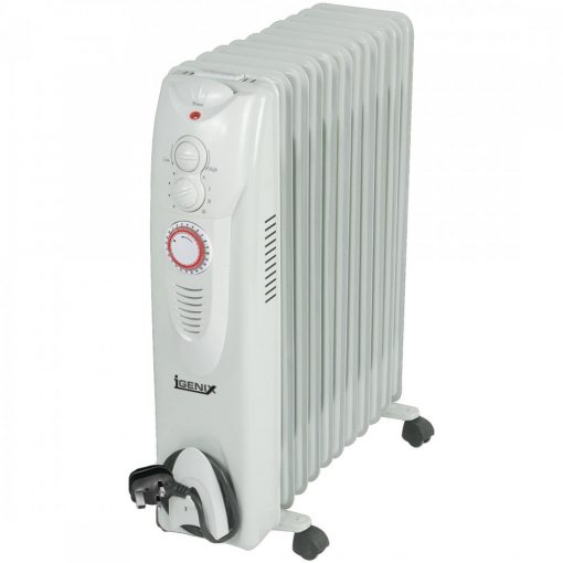 Igenix Oil Filled Radiator With 24h Timer