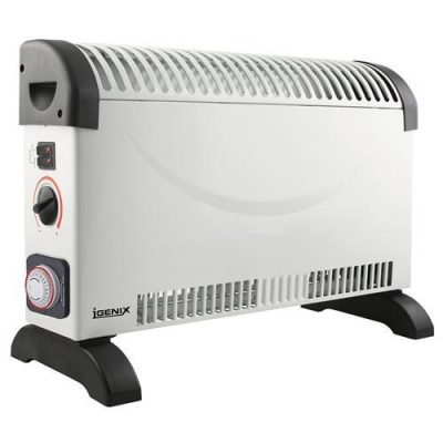 Igenix Convector Heater 2.0kw With Timer