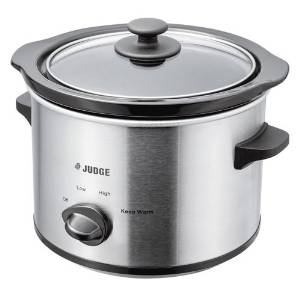 Judge Electric Slow Cooker 1.5L