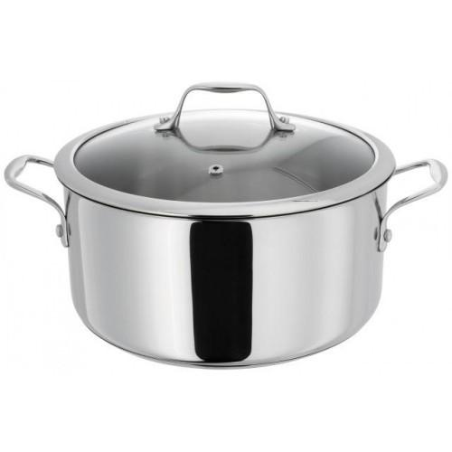 Stellar James Martin Casserole and Lid - 24cm