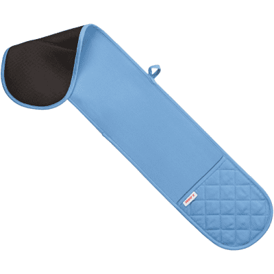 Judge Textiles Double Oven Mitt - Blue