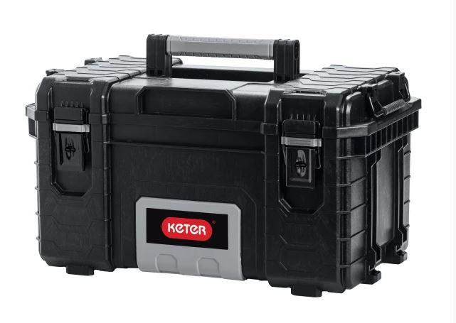 Keter Pro Gear Mobile System Toolbox