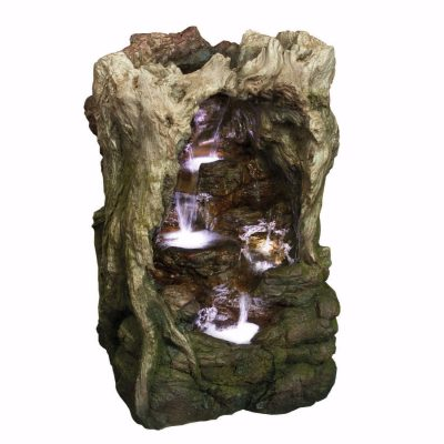 Aqua Creations Woodland Hidden Falls Water Feature