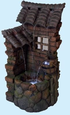 Aqua Creations Madison Country Cottage Fountain