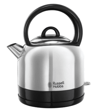 Russell Hobbs 1.5 Litre Dome Kettle Polished Stainless Steel