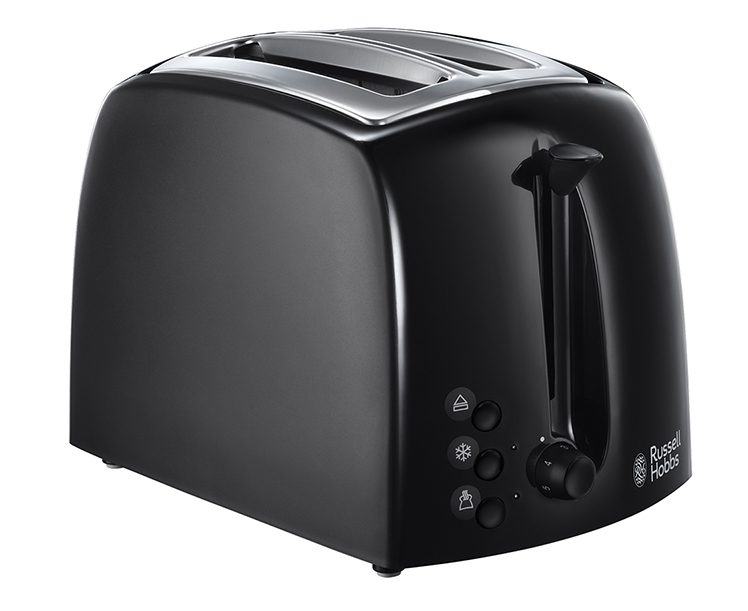 Russell Hobbs 2 Slice Textures Toaster