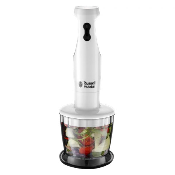 Russell Hobbs 200W 3 in 1 Hand Blender White