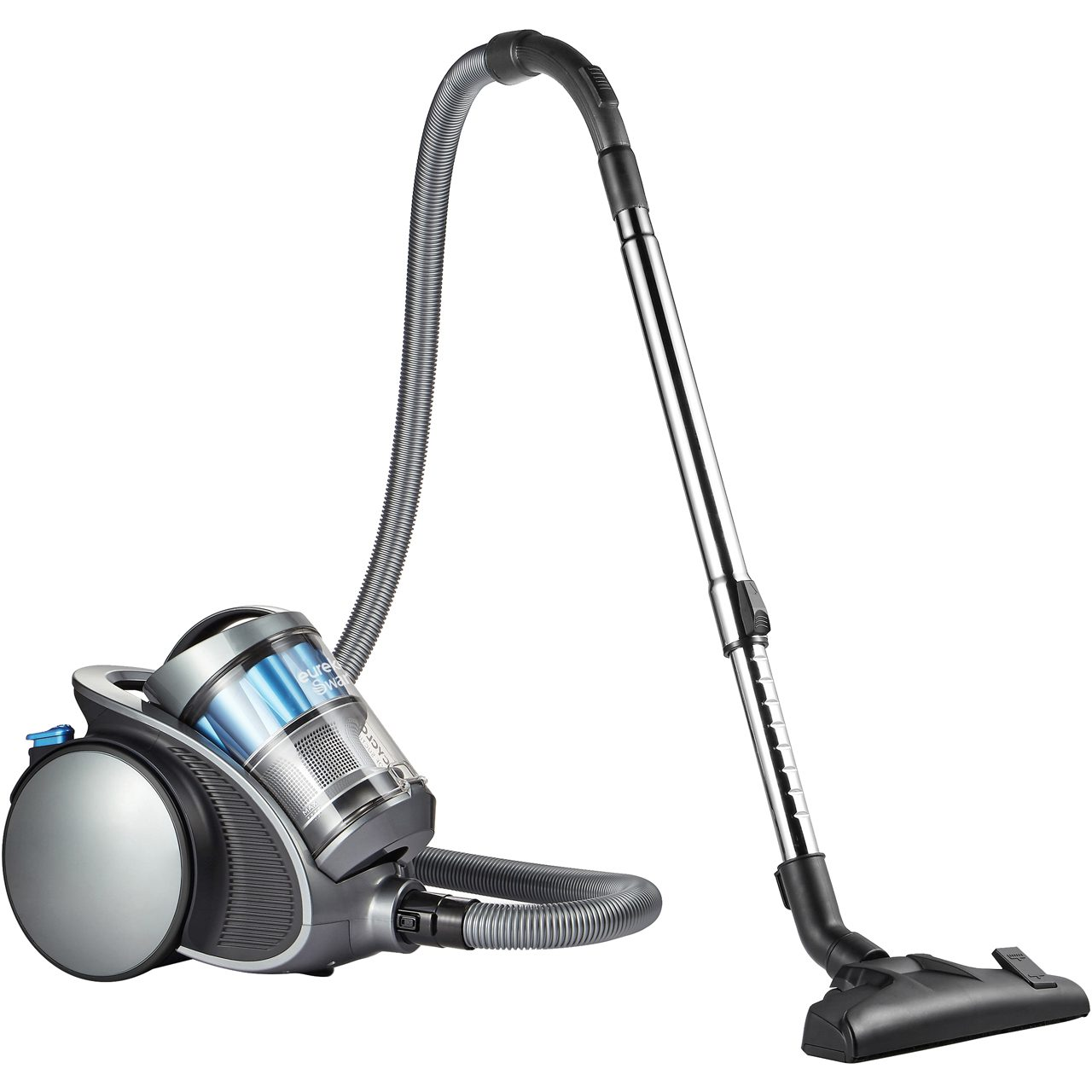Swan Multi-Force Pet Bagless Cylinder Vacuum Cleaner