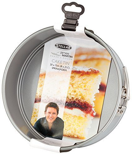 "Stellar James Martin Bakers Dozen Bakeware 8""/20cm Springform Tin"