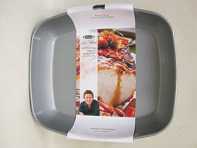 Stellar James Martin Bakers Dozen 33 x 28 x 7cm Roasting Tray