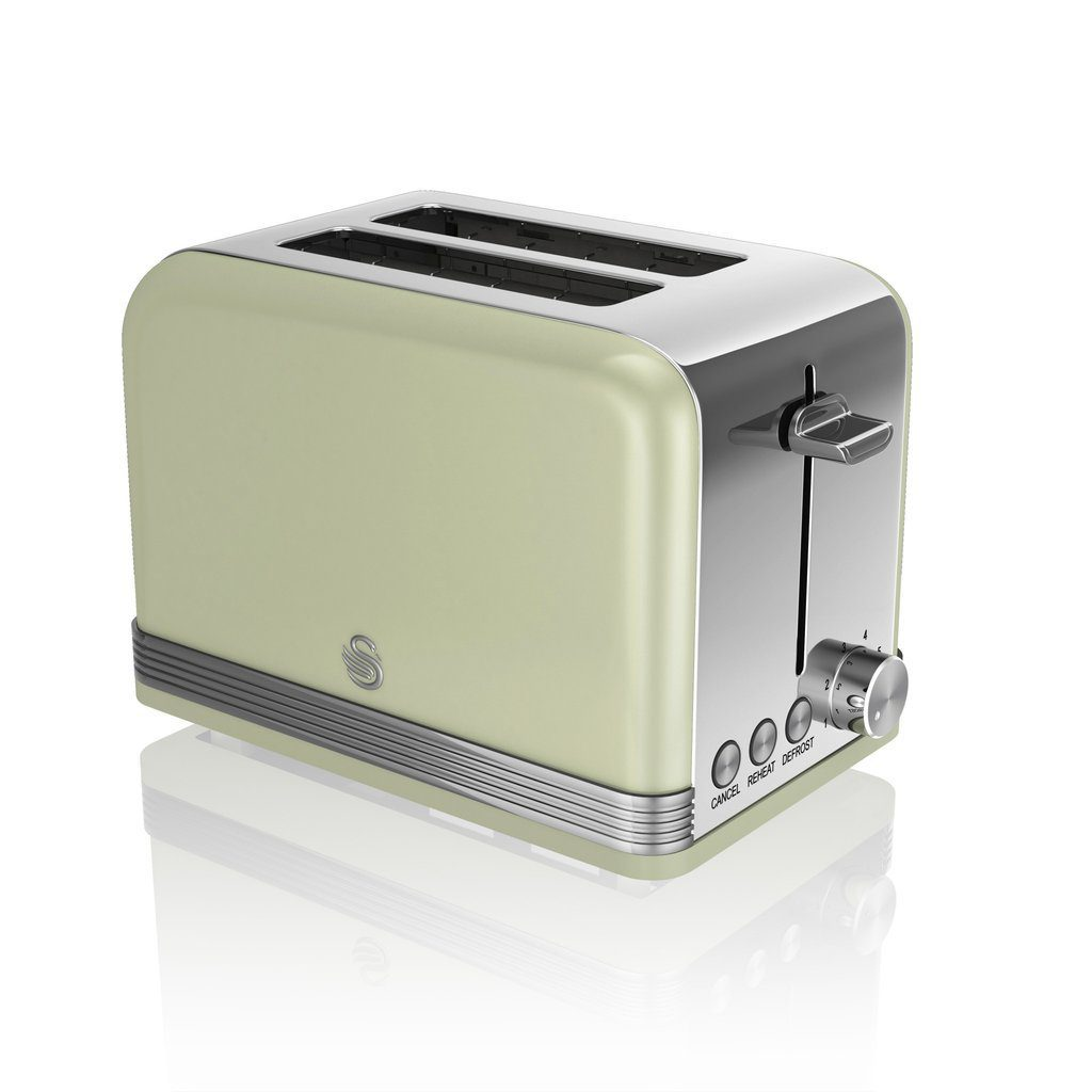 Swan Retro 2 Slice Toaster