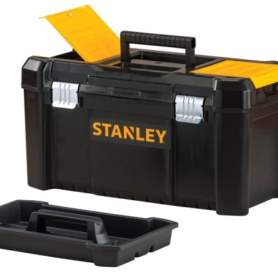 STANLEY Basic Toolbox with Organiser Top 50cm (19in) - STA175521