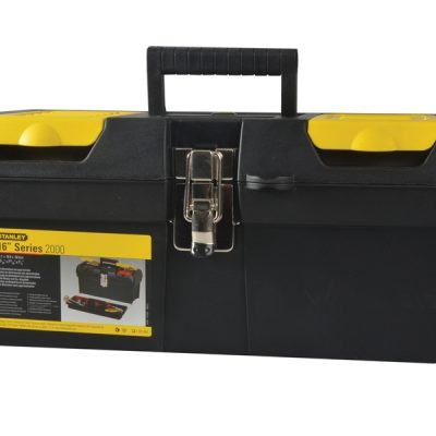 STANLEY Metal Latch Toolbox 41cm (16in) - STA192065