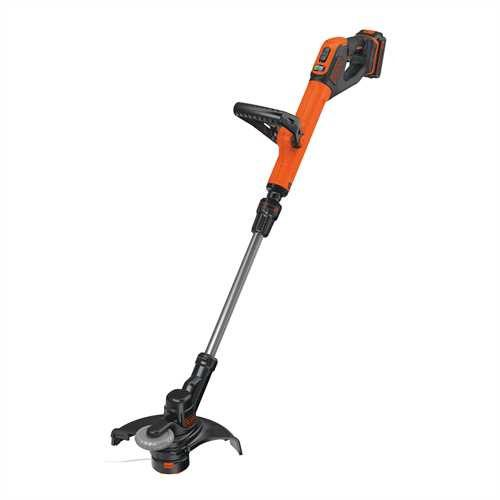 Black & Decker 28cm 18V Lithium-ion AFS Strimmer® Grass Trimmer