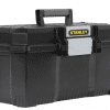 Stanley One Touch Latch Toolbox, 61cm (24in)