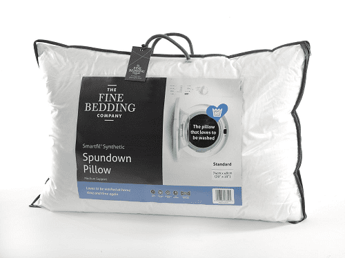 Fine Bedding Spundown Pillow - Firm