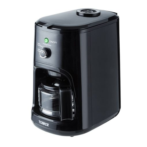 Tower Bean to Cup Coffee Maker