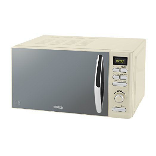 Tower 800W Digital Microwave