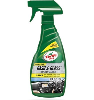 Turtle Wax Dash & Glass Interior Cleaner - 500ml