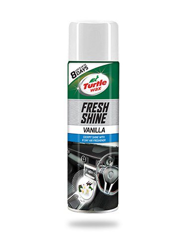 Turtle Wax Fresh Shine - Vanilla