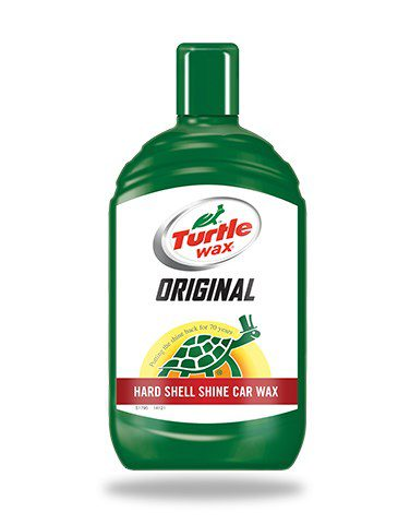 Turtle Wax Original Car Wax - 500ml