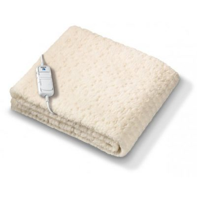 Beurer Fitted Single Heated Mattress Cover