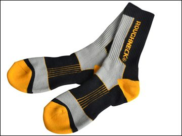 Roughneck Work Socks Twin Pack
