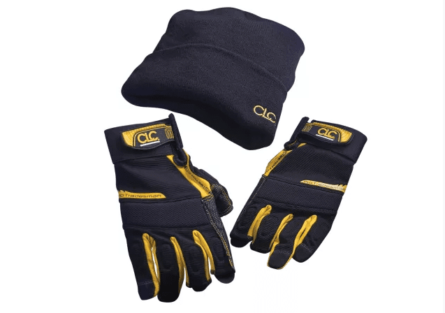 CLC Flex-Grip™ Carpenter's Glove and Beanie
