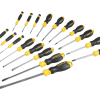 Stanley Essential Screwdriver Set, 18 Piece