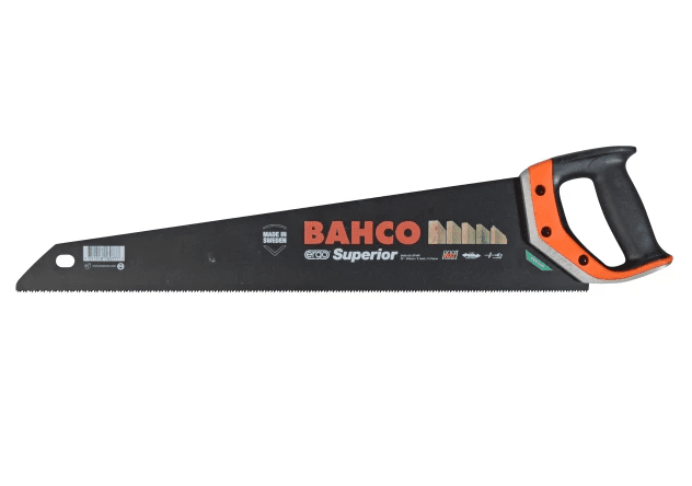 Bahco 2600-22-10P Superior Handsaw 550mm (22in)