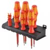 Wera VDE Screwdriver Set with Grippers