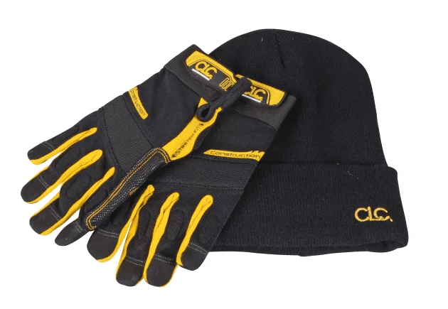 CLC Flex-Grip™ Work Gloves and Beanie