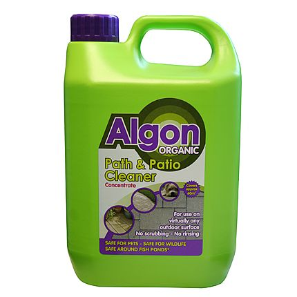 Algon Organic Path And Patio Cleaner 2.5ltr