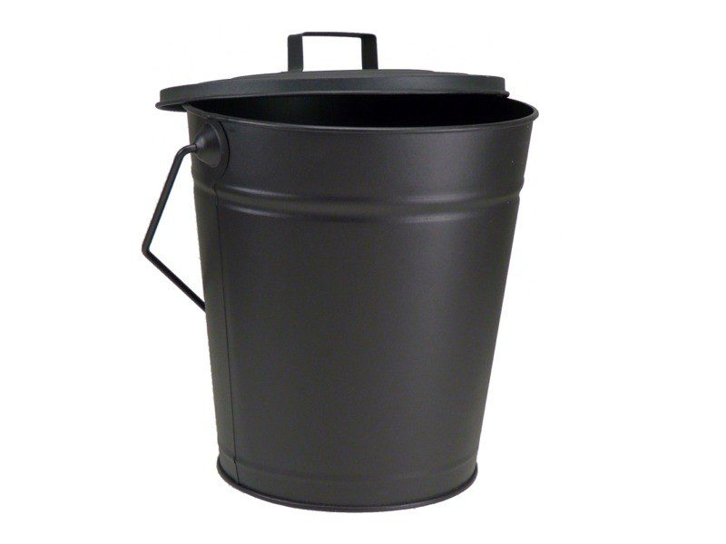 Manor Dudley Coal Bucket Black