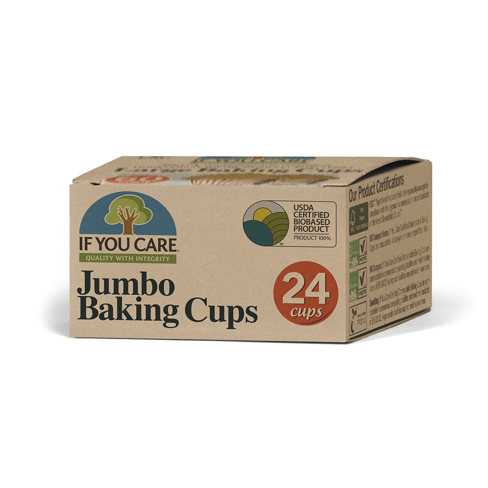 If You Care Baking Cups Jumbo