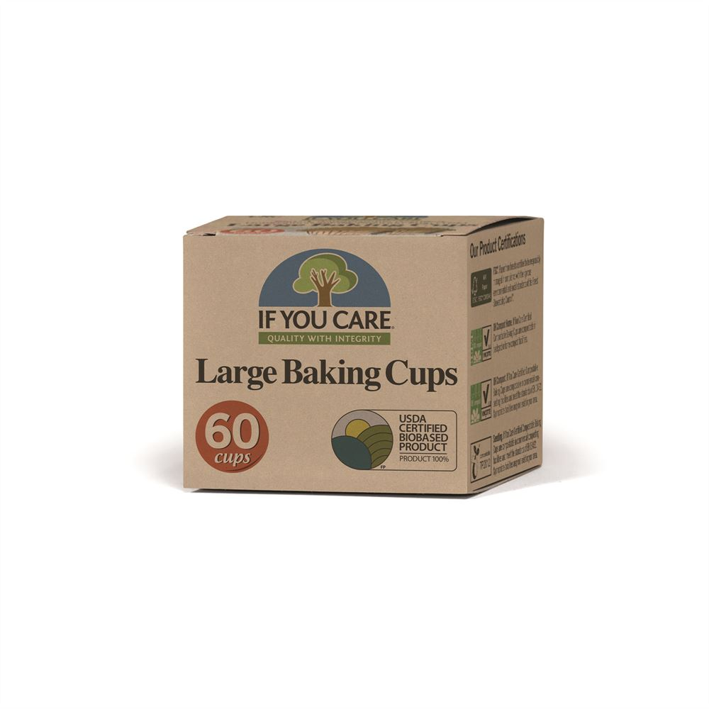 If You Care FSC Large Baking Cups