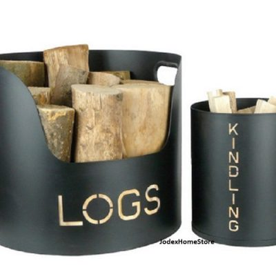 Manor Log & Kindling Set