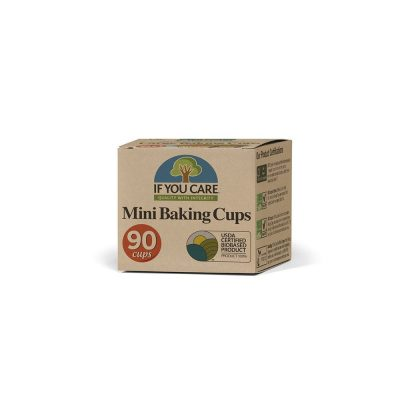 If You Care FSC Baking Cups Mini