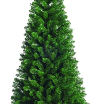 New Foundland Slim Green Christmas Tree 150cm