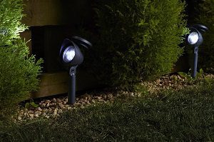 Smart Solar Prima Spotlight 4 pack
