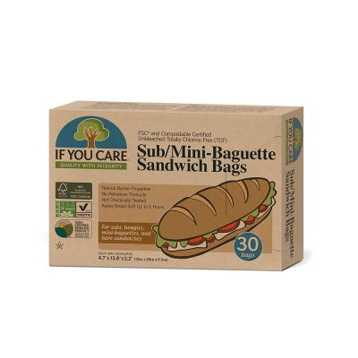 If You Care FSC Sub Mini Bagette Bags