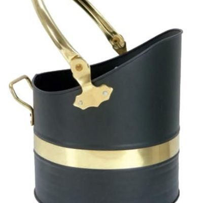 Manor Warwick Helmet Black/Brass