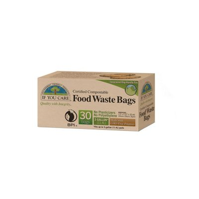 If You Care Compostable Food Waste Bags