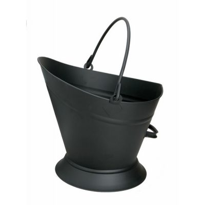 Manor Waterloo Coal Bucket Black