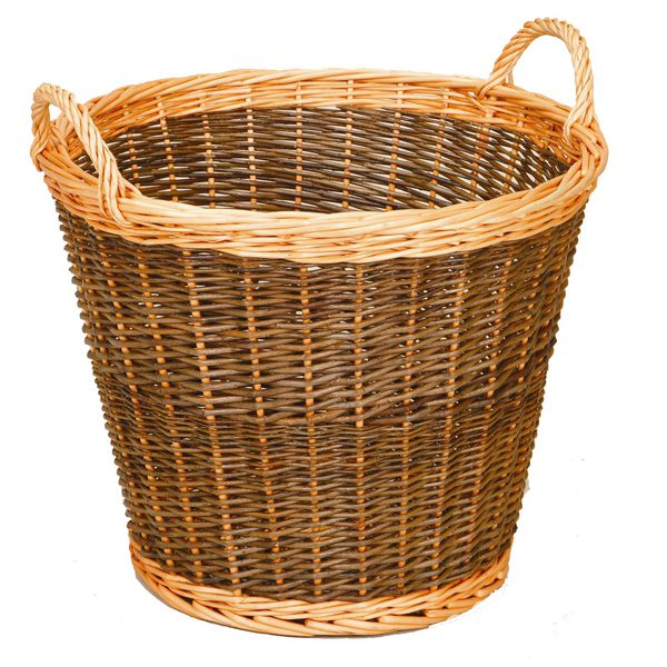 Manor Willow Log Basket Large