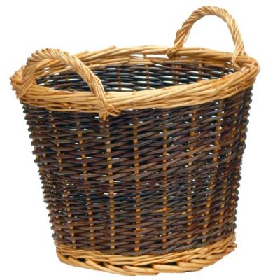 Manor Willow Log Basket Small